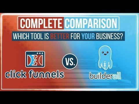 Builderall Vs Clickfunnels |  Reviews, PROS, CONS & Everything YOU s TO KNOW 🤔