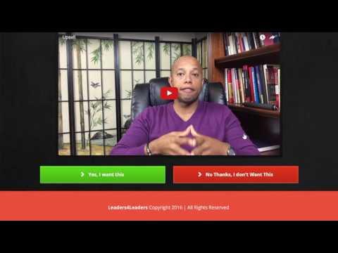 Clicks Tutorial – Salesman  For Consultancies / Preprofessional Coach
