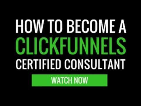 How To Become a ClickFunnels Certifications  Consulting WITH  Brunson – Review