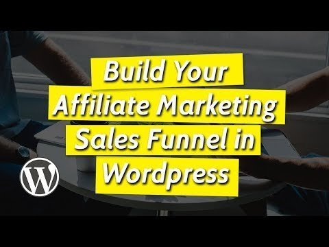 WordCamp Tutorial: Build Youse Affilliate MKTG Salespeoplemanager Funnel