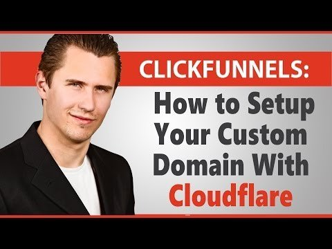 SpauskFunnels: How to Setup Youse    CloudFlare