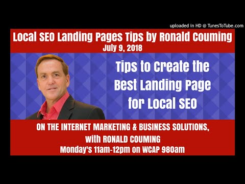 Localisedized SEO Alightings Page  by  Couming