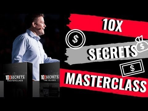 Clickfunnels 10X Secrecy  Afiliate Launch Strategies
