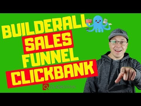 How To  A Builderall   [ClickBank] STEP by STEP