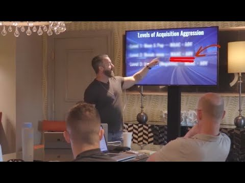 Furtiveness To  Youse MKTG  WITH  Acquisition Aggression