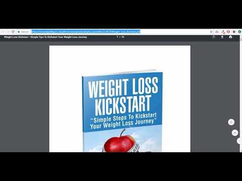 an E-book to clickfunnels