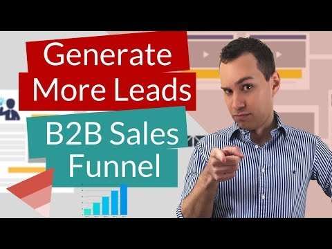 B2B Salesmenmanagerclerkmanmen Funnel – How To  Doublespaces For  Consult Business