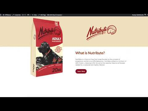 How To Create Products Landing PaGe