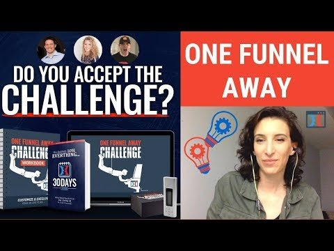 Clickfunnels ONE FUNNEL AWAY 30 Day Challenge