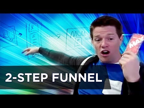2-Step Marketing Funnel Makeover For Beauty Products Distributor – Episode #53