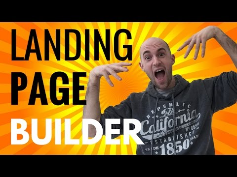 Landing Page Builder – Best Landing Page Builder For WordPress – MUST WATCH!