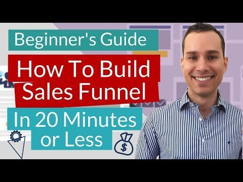 Sales Funnel OptimizePress Tutorial: HowToCreate Your Landing Pages, Sales Pages, and Shopping Cart