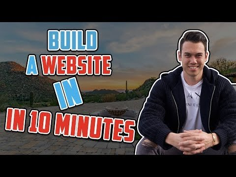 How To Make A Website In 10 Minutes (Clickfunnels Vs. WordPress)