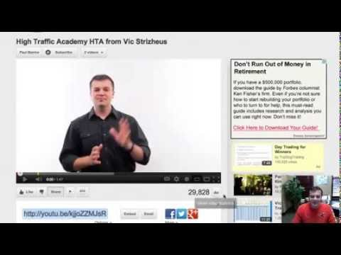 Vick Strizheus Exposes Easy Landing Page Pro System To Big Idea Mastermind, Empower Network