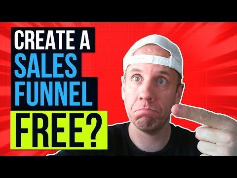 How to Build a Sales Funnel for FREE | Clickfunnels Alternative FREE