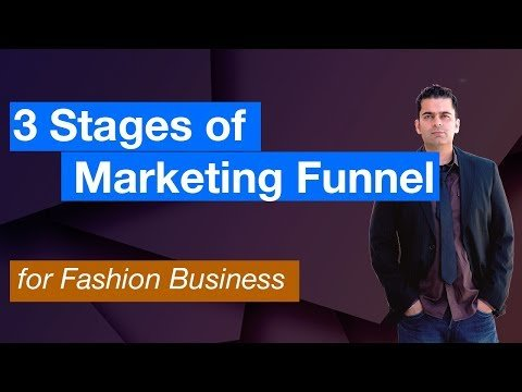 How to Create Marketing Funnel for Your Fashion Business.