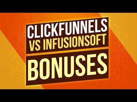 ClickFunnels Vs Infusionsoft 🆕 ClickFunnels Vs Keap