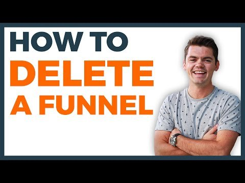 ClickFunnels Tutorial   How To Delete A Funnel In ClickFunnels