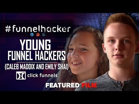 FHTV – Young Entrepreneurs Caleb Maddix and Emily Shai (ClickFunnels Featured Film)