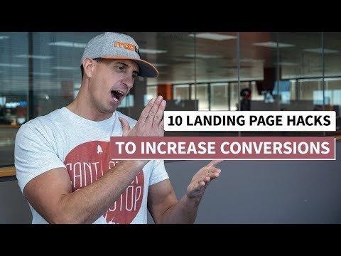 Landing Pages That Convert – 10 Optimization Hacks