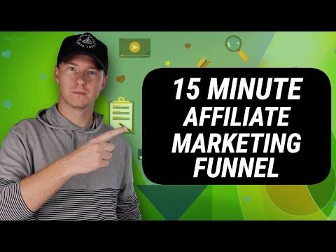 Watch Me Make a $10,000 Per Month Affiliate Marketing Funnel From Scratch