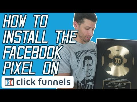 How To Install The Facebook Pixel On ClickFunnels Correctly