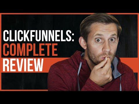 ClickFunnels Review 2018 for Beginners + BONUS offer below