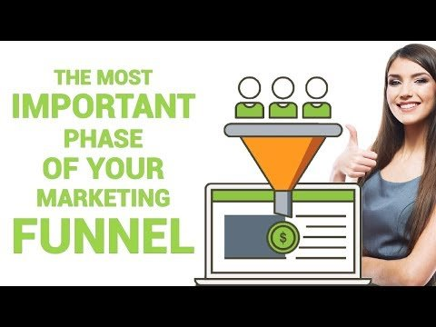 What's the most important phase of your marketing funnel?   #Everyday