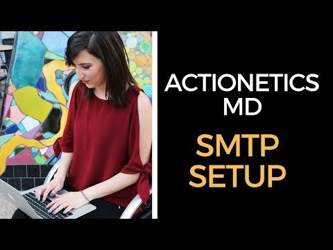 Clickfunnels Actionetics MD Multi-Dimensional SMTP SetUp Tutorial for Email Automation Marketing