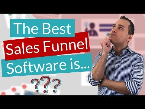 Top Sales Funnel Software Review 2019 – Best One For You? (ClickFunnels Alternatives)