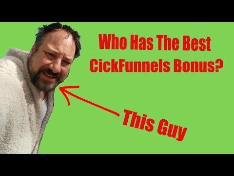 Best ClickFunnels Bonus Ever Offered – ClickFunnels Review