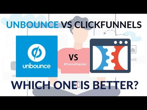 Unbounce vs Clickfunnels – Which Is Best For Your Business [No Fluff]