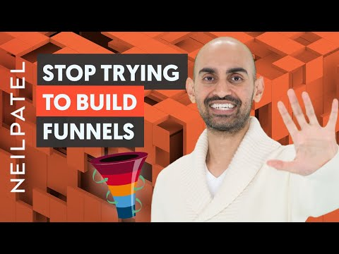 STOP Trying to Build Marketing Funnels (And do THIS Instead)