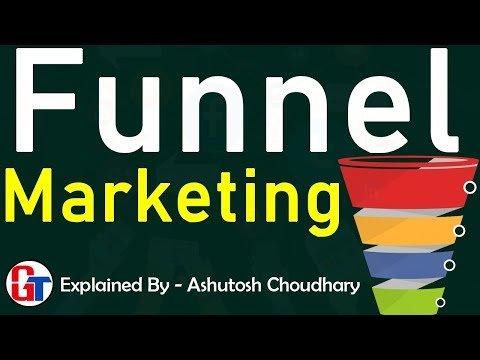 Marketing Funnel in Hindi || Funnel Marketing Kya Hai Explained By Ashutosh Choudhary Guruji Tips