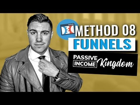 How to Make Passive Income with Clickfunnels TODAY | 2019 Tutorial [PIK8/10]