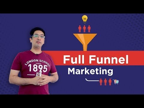 Everything you Need to know about Full Funnels Mktg via Digital