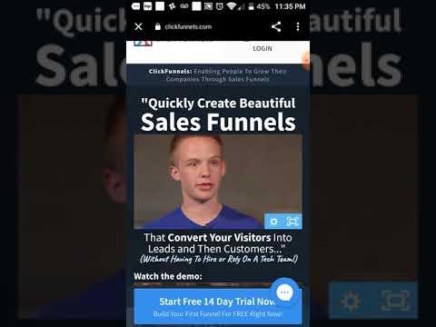 Funnels Mobiles Marketing