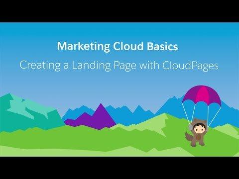 Web Studios &  Builder- CREATE a Landing   Clouds
