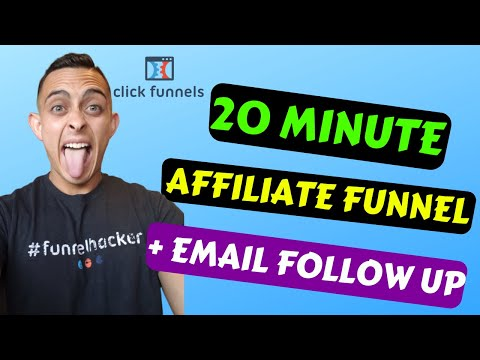 HOW TO Builds AN Afiliatess   IN 20 Minutes – Step-by-Step E-Mail  up Sequence