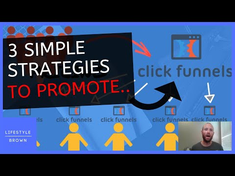 How To  The ClickFunnels Affilliate Programmable | 3 Simple Statagy You Can Use