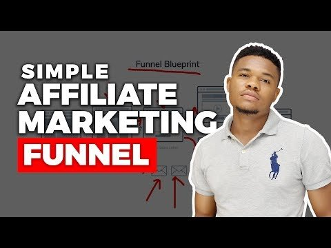 HOW TO  A  Affilliate Marketing FUNNEL