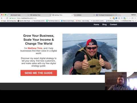How To Installed the ManyChat Tickbox Growth Toolscase WITH ClickFunnels Forms