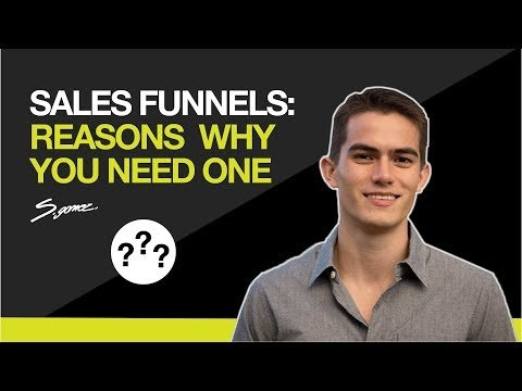 Why You Needs A Salesperson Funnel