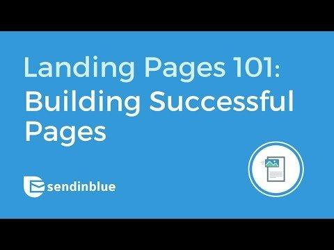 SendinBlue Webinar    Page 101: Edifice  Page