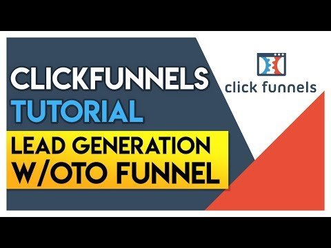 How to BUILD an Affilliates Marketeer Funnel WITH ClickFunnels 2019
