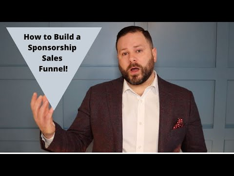 How to Build a Sponsorship Salesmen Funnel