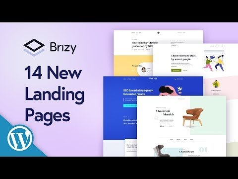 📢   1.0.112 | Pro 0.0.34—NEW Landings PAGES