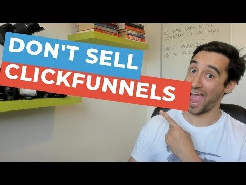 You don't Needs Click to Sell Marketers