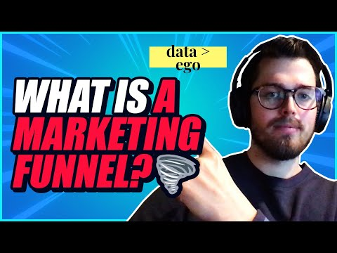 WHAT is an E-tail ReMKTG funnel? Answered. |  OVER Ego