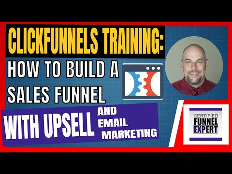 ClickFunnelsss Training – How To  A Salespeople Funnelss With Upsale and Reply-Toed Marketing
